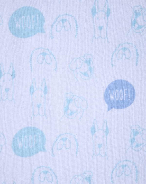 "Pack 2 bodis de niño ""Woof"" - Prénatal"