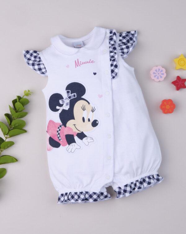 """Pelele de niña """"Minnie"""" - Prénatal"""