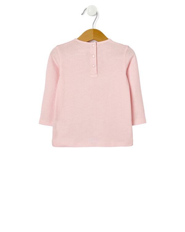 Camiseta con estampado de efecto purpurina - Prenatal 2