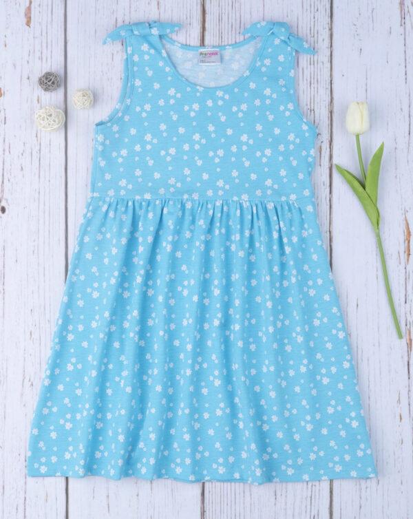 """Vestido """"Flower"""" azul claro - Prénatal"""