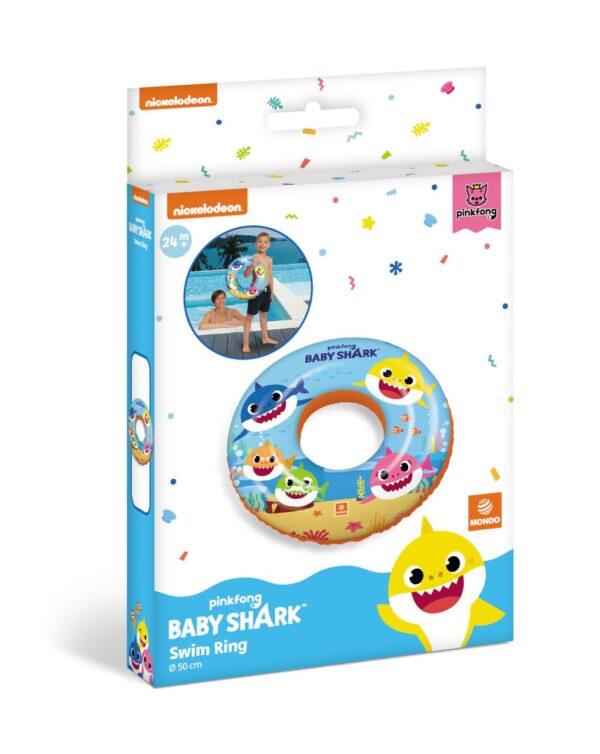 Mondo - Flotador Baby Shark - MONDO