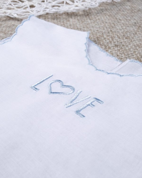 "Camisola de niño ""Love Azul"" - Prénatal"