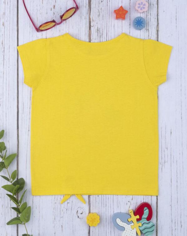 """Camiseta niña """"Fresa"""" con nudo - Prénatal"""