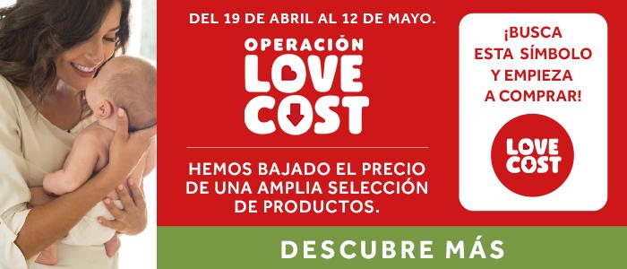 Love Cost Casa banner promozional