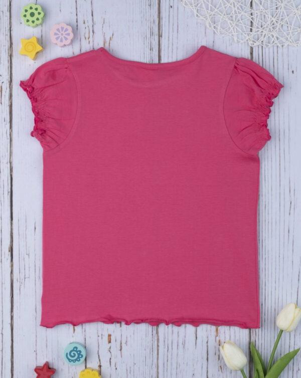 Camiseta niña rosa - Prénatal