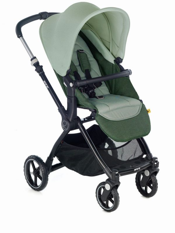 JANÉ - COCHECITO KENDO MICRO KOOS ISIZE R1 FOREST GREEN - Jané