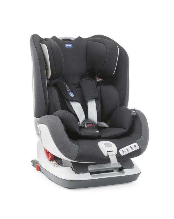 SILLA AUTO SEAT-UP 012 BEBECARE JET BLACK - Chicco