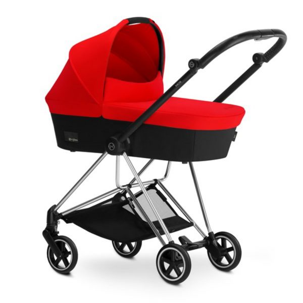 CAPAZO MIOS AUTUMN GOLD BURNT RED - Cybex