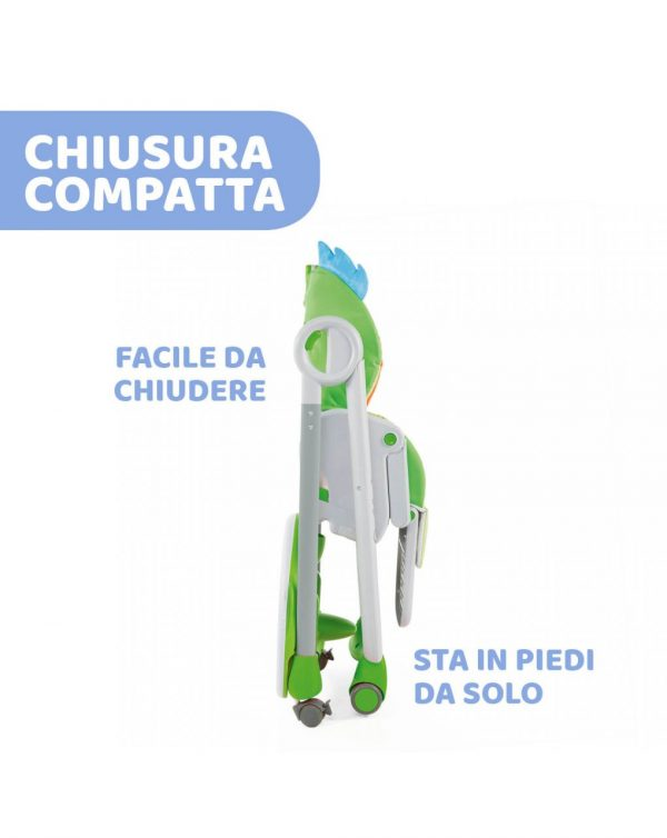 TRONA POLLY 2 START PARROT - Chicco