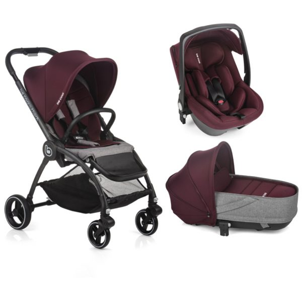 BECOOL - COCHECITO OUTBACK CRIB ONE WINE - Be Cool
