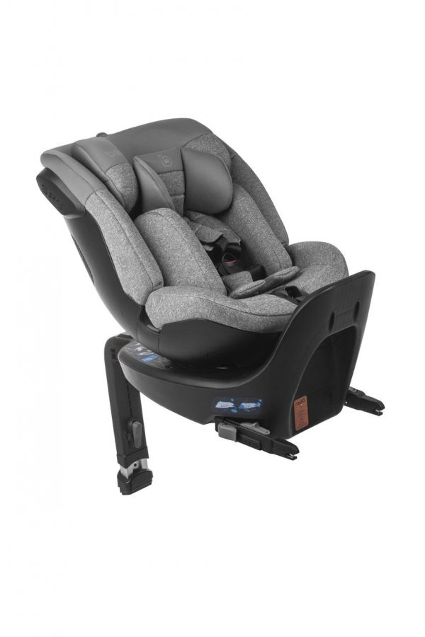 BECOOL - SILLA AUTO ZEUS I-SIZE 40-125CM MARBLE - Be Cool