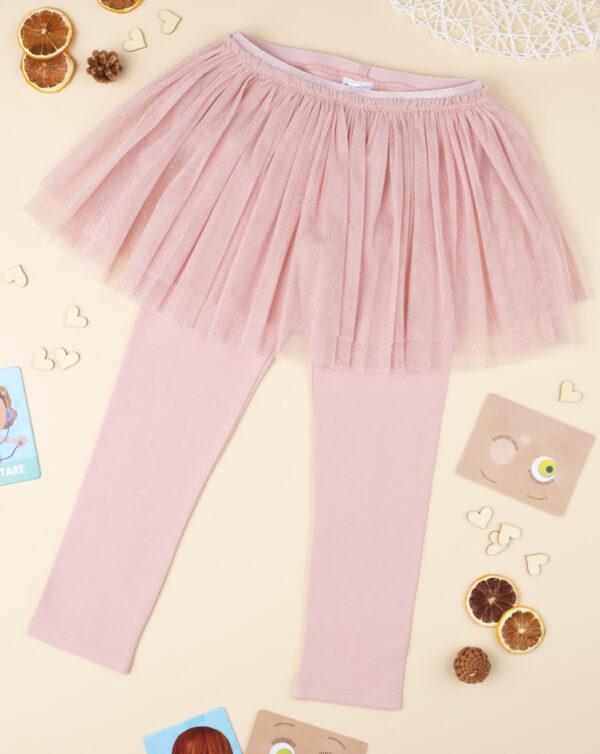 Leggings con falda rosa kid - Prénatal