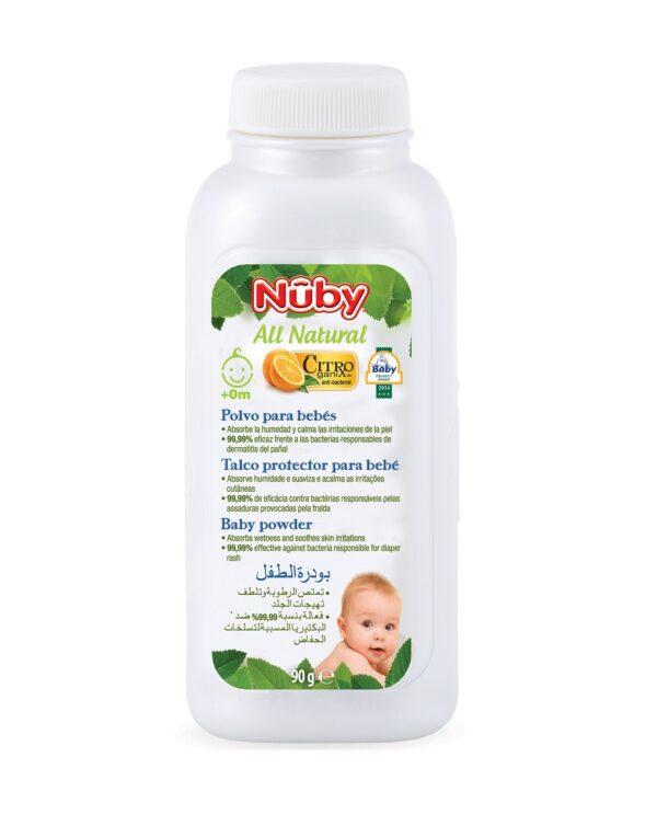 Polvo para bebés Citroganix - Nuby