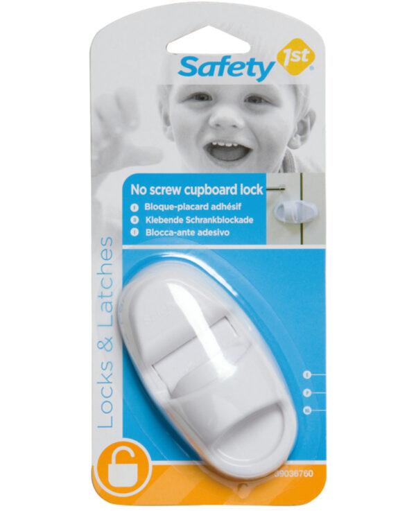 Bloqueo adhesivo para puertas - Safety 1st