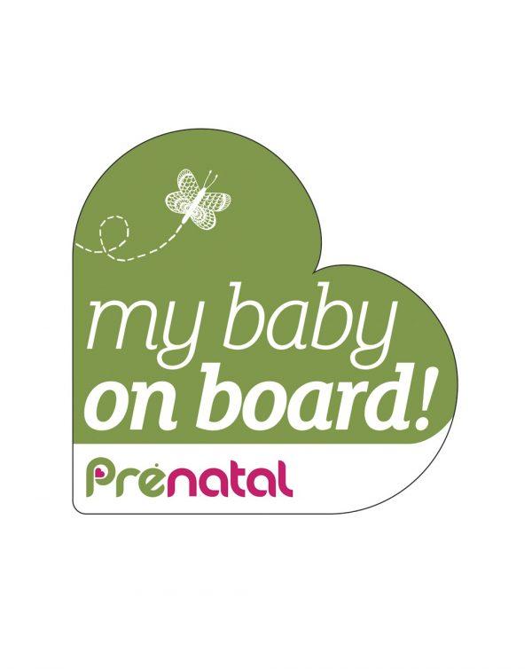 Baby on board - Prénatal