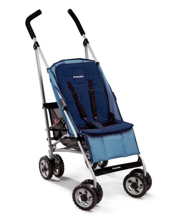 Colchón para silla de paseo - Azul - Prenatal 2
