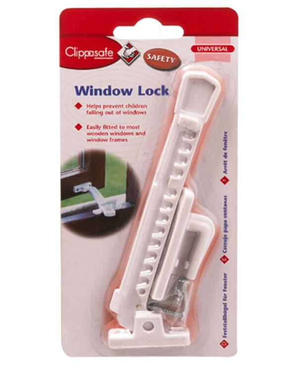 Cierre de seguridad para ventana Clippasafe - Clippasafe
