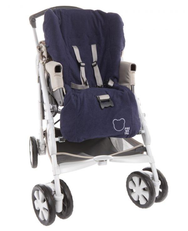 Protector universal reversible - Azul - Prenatal 2