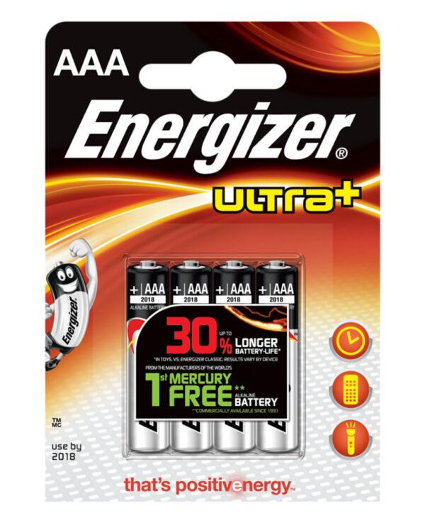 PILAS ENERGIZER 4 MINISTILO AAA 1,5V - Energizer
