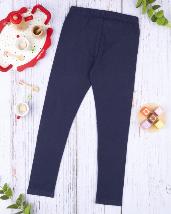 Leggings  azul lisos - Prénatal