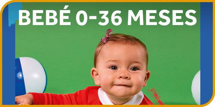 BEBÉ 0-36 MESES