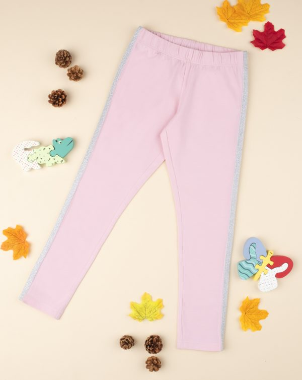 "Leggings rosas ""Stripes"" - Prénatal"