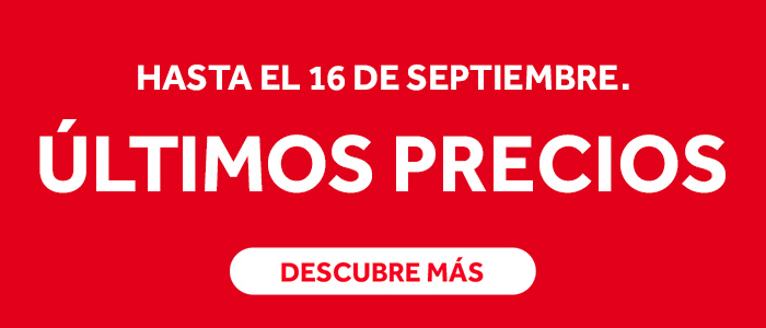 Rebajas Niña 3-8 banner promozional