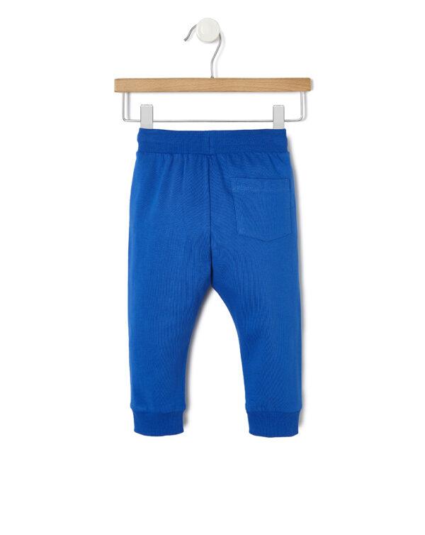 Pantalón de felpa con jareta - Prénatal