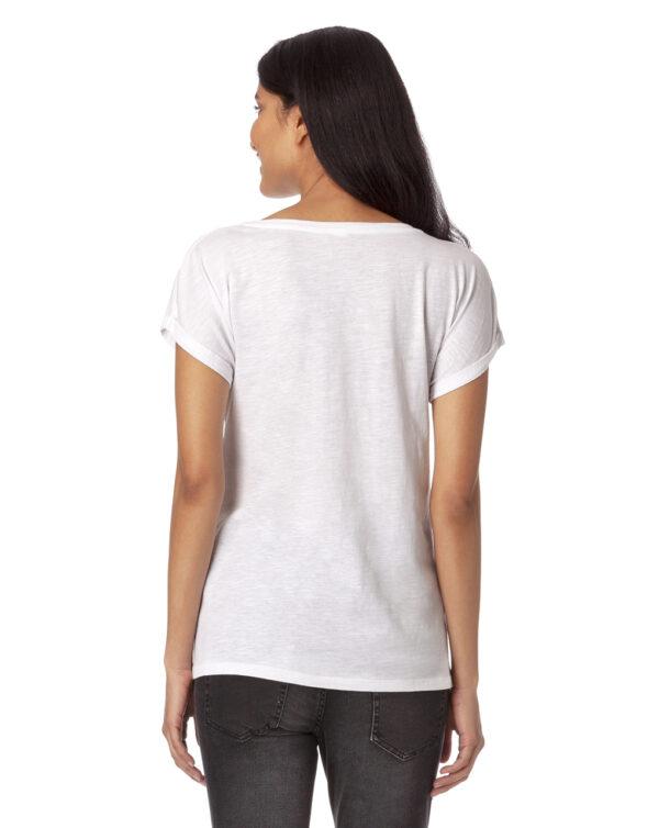 Camiseta blanca con la inscripción Amour - Prénatal