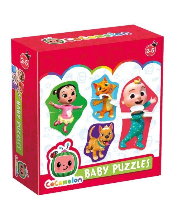 Cocomelon - puzzles bebé cocomeloon - Headu