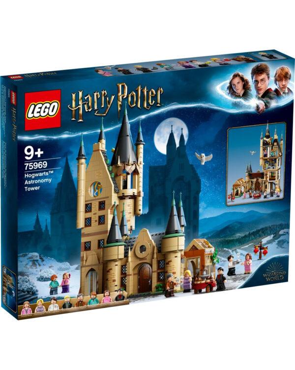 LEGO HARRY POTTER TM - TORRE DE ASTRONOMÍA DE HOGWARTS™ - 75969 - Lego Harry Potter Tm