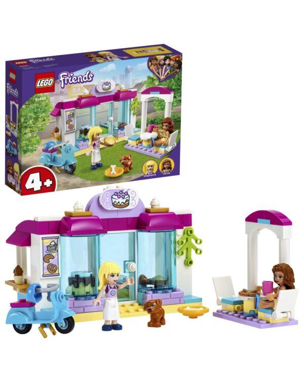 LEGO FRIENDS - LA PANADERÍA DE HEARTLAKE CITY - 41440 - Lego Friends