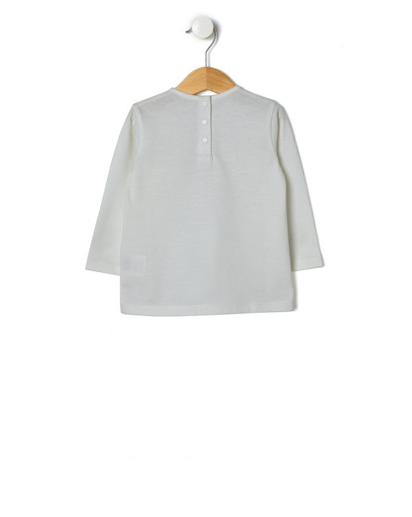 Camiseta de punto estampada niña - Prénatal