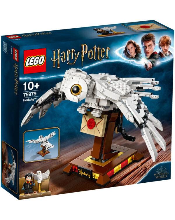 LEGO HARRY POTTER TM - HEDWIG ™ - 75979 - Lego Harry Potter Tm