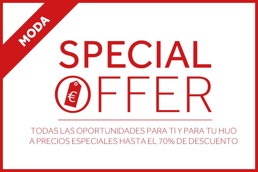 Special offer - moda
