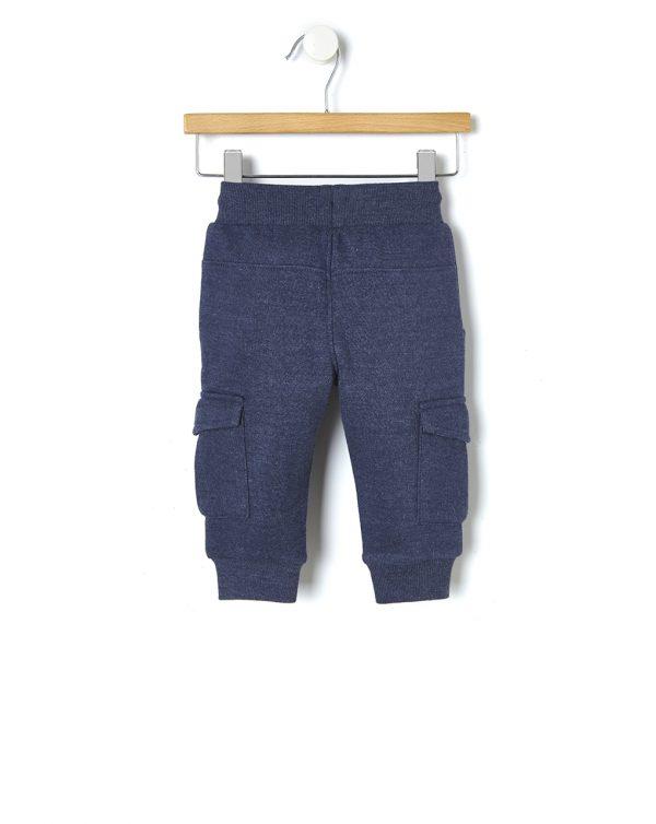 Pantalon de survêtement avec grandes poches - Prénatal