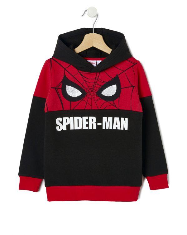 Sweat-shirt avec capuche et motif Spider-Man - Prénatal