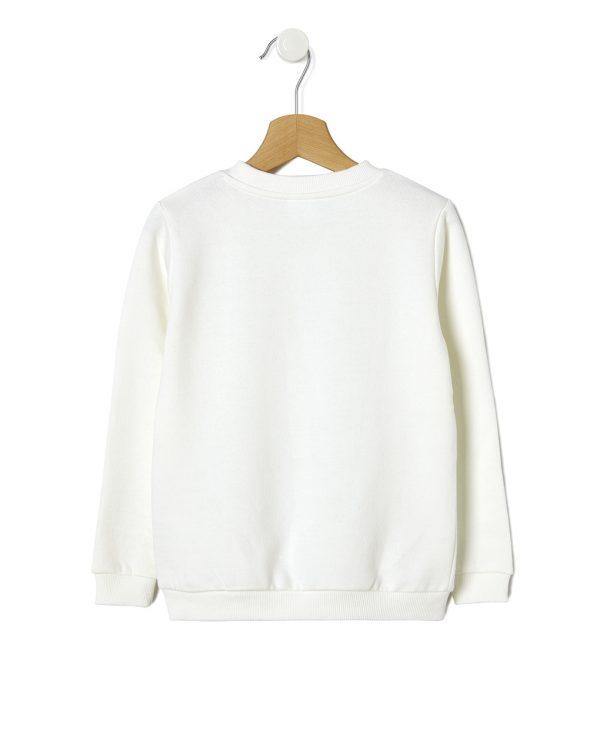 Sweat-shirt avec paillettes - Prénatal