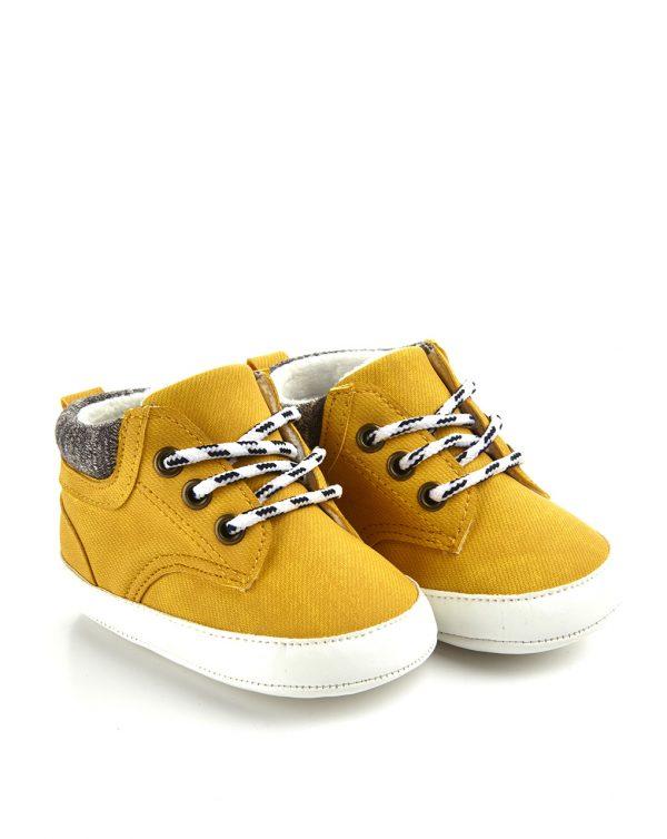 Petites chaussures Yellow - Prenatal 2