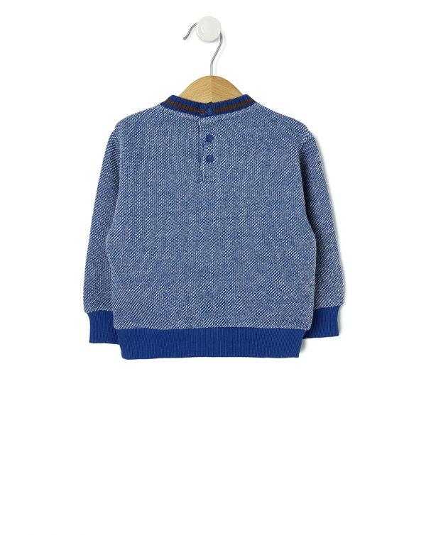 Sweatshirt avec petit chien imprimé - Prenatal 2
