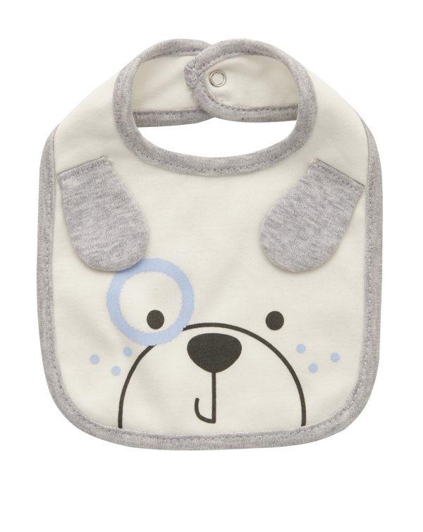 Bavoir avec oreilles appliquées - Prenatal 2