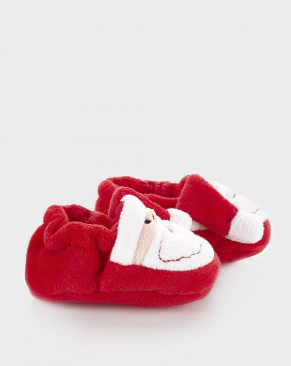 Chaussures rouges avec Père Noël - Prenatal 2