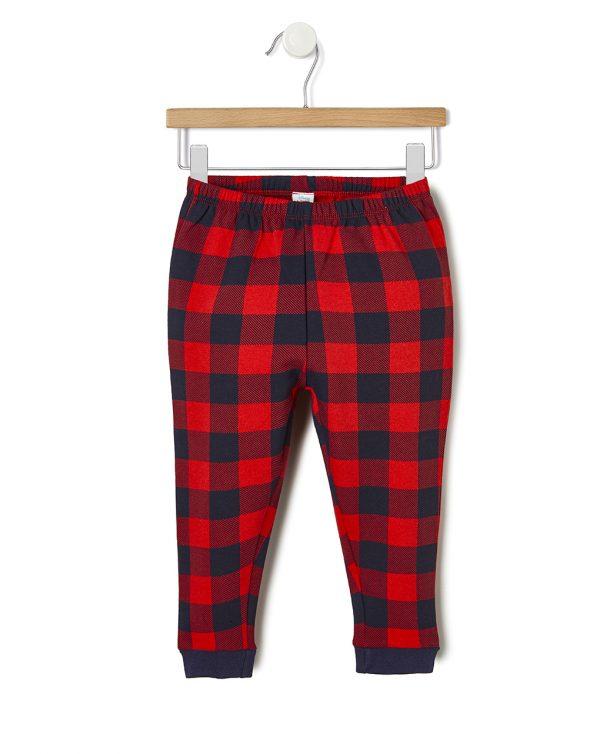 Pyjama 2 pièces en peluche avec Mickey Mouse en tenue de Noël - Prenatal 2