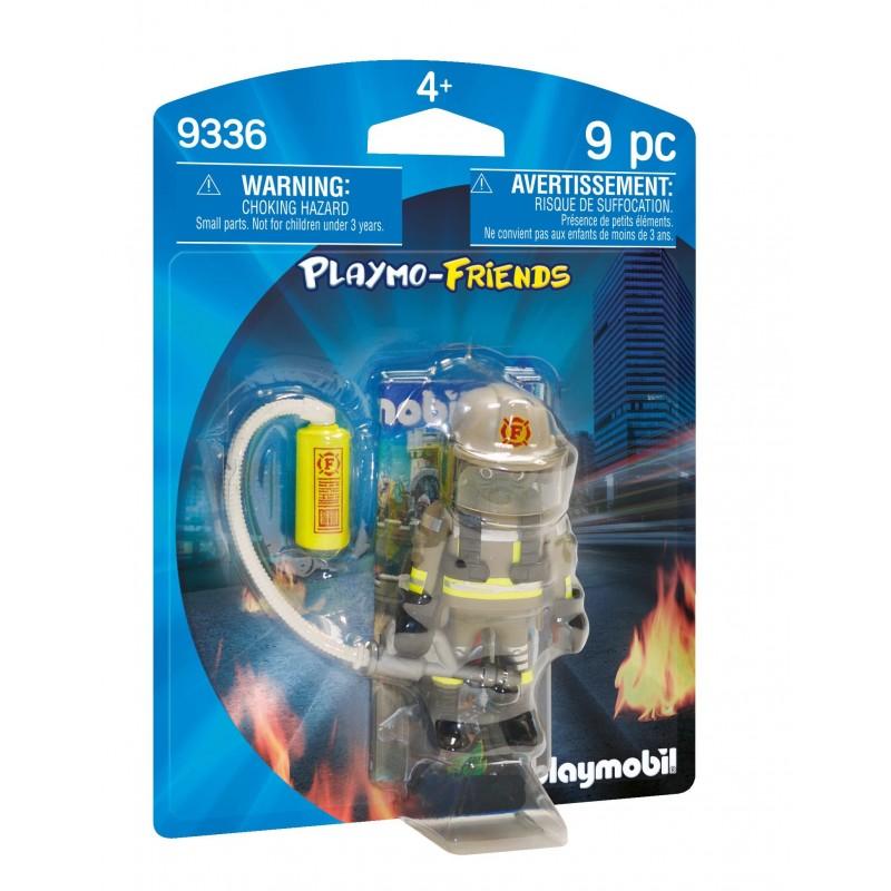 Playmobil Friends Πυροσβέστης 9336