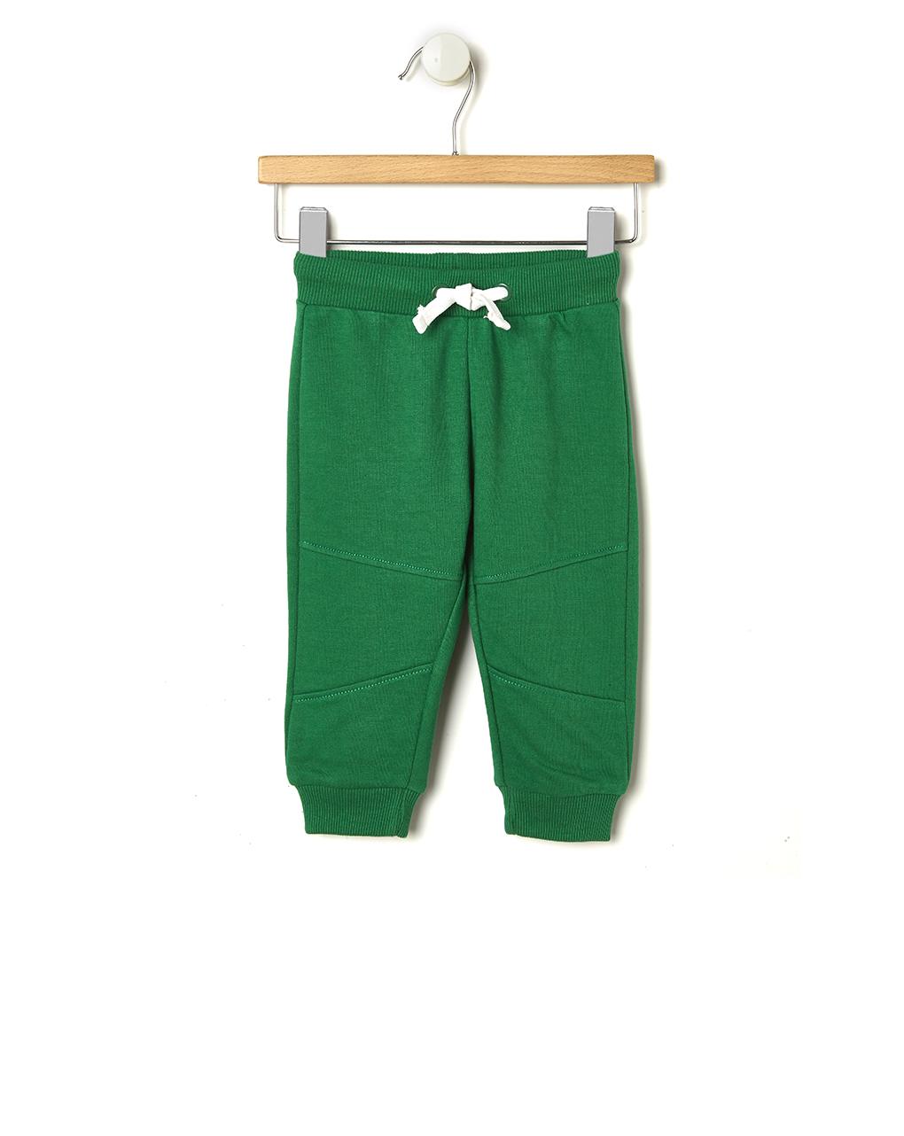 Παντελόνι Φόρμα σε Πράσινο για Αγόρι