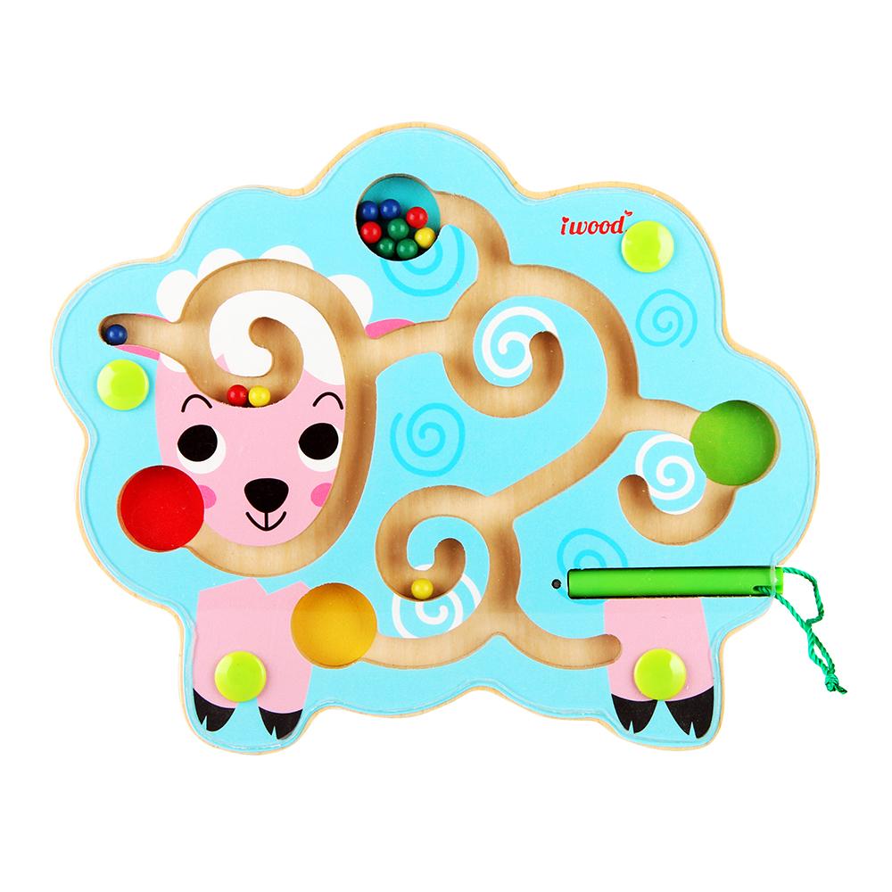 Μαγνητικός Λαβύρινθος με μπίλιες: Πρόβατο