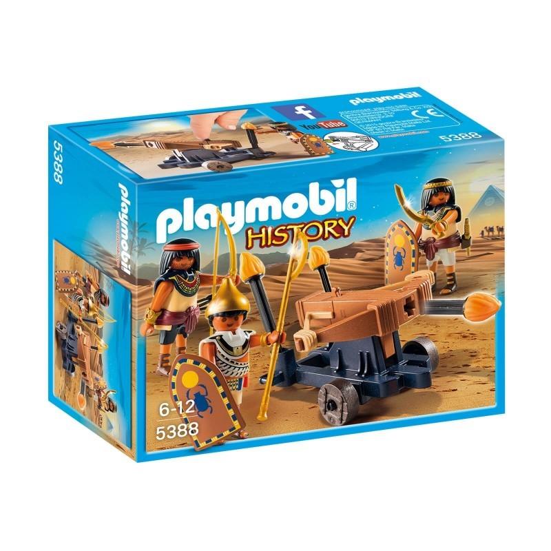 Playmobil History Αιγύπτιοι στρατιώτες με βαλλίστρα 5388
