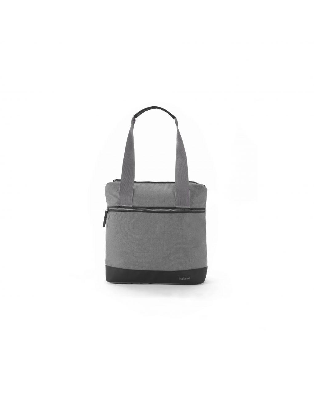 Inglesina Back Bag Aptica Τσάντα Αλλαξιέρα Kensington Grey