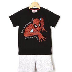 Πιτζάμα Jersey με Στάμπα Spiderman για Αγόρι