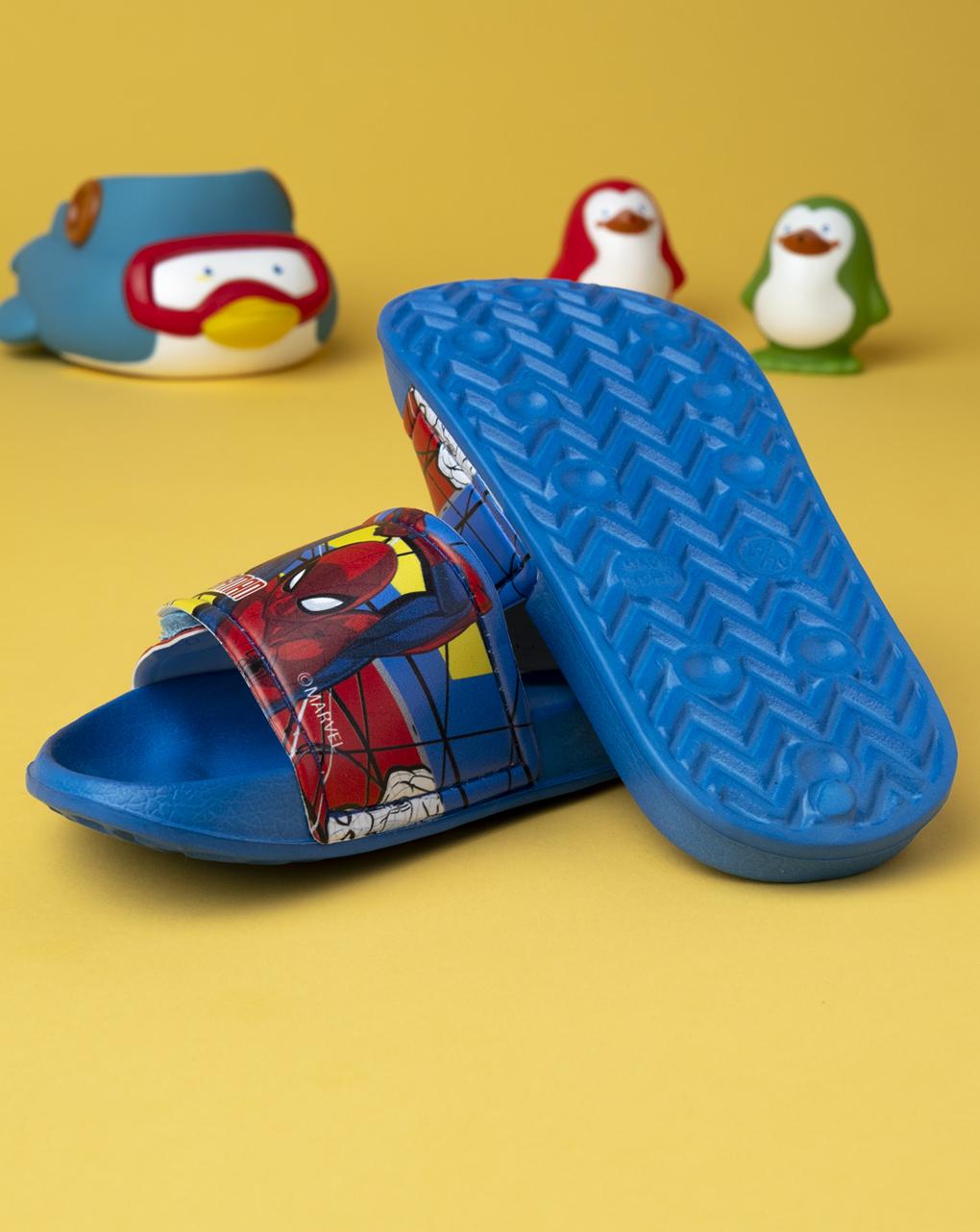 Παντόφλες Θαλάσσης Spiderman για Αγόρι